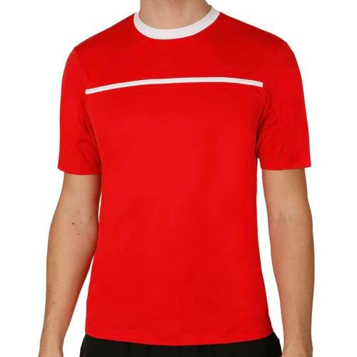 Wilson Team Crew T-Shirt Men - Red