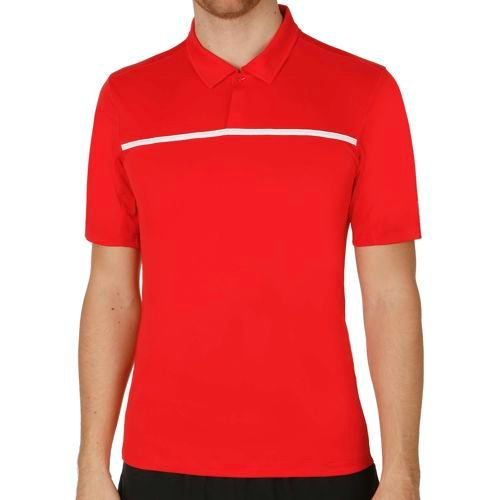 Wilson Team Polo Men - Red, White
