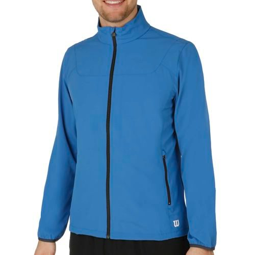 Wilson Team Woven Training Jacket Men - Blue, Dark Grey