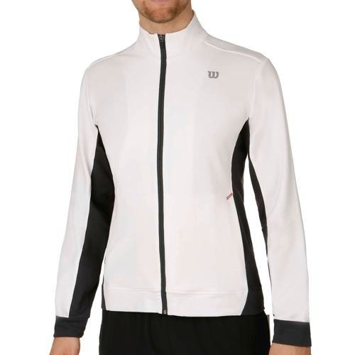 Wilson Rush Knit Jacket Training Jacket Men - White