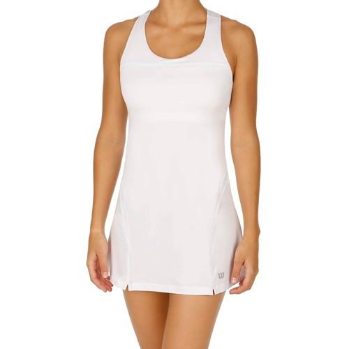 Wilson Team II Dress Women - White