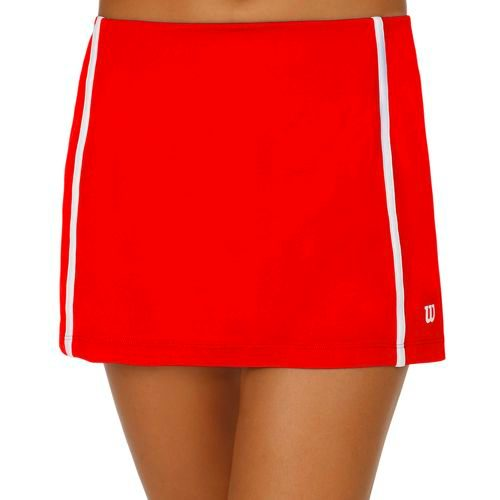 Wilson Team 12.5 Skirt Women - Red, White