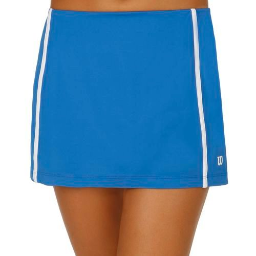 "Wilson Team 12.5"" Skirt Women - Blue, White"