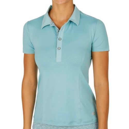 Wilson Classic Polo Women - Turquoise