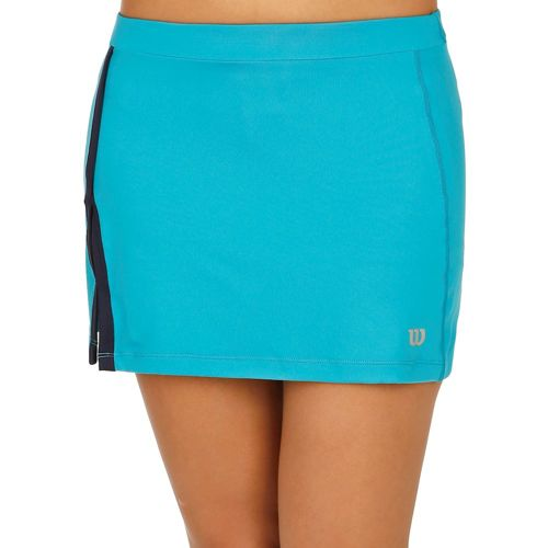 Wilson Colorblock A-Line Skirt Women - Turquoise