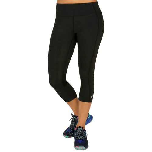 Wilson Rush II Capri Pants Women - Black
