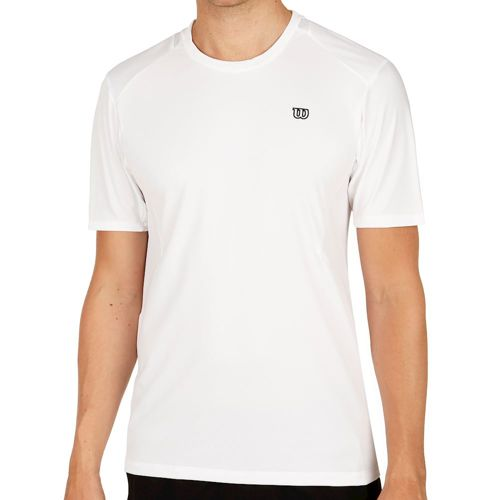 Wilson Great Get Crew T-Shirt Men - White