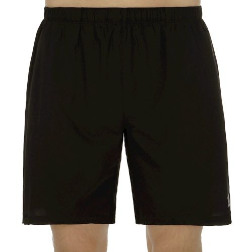 Wilson Rush 9 Woven Shorts Men - Black, White