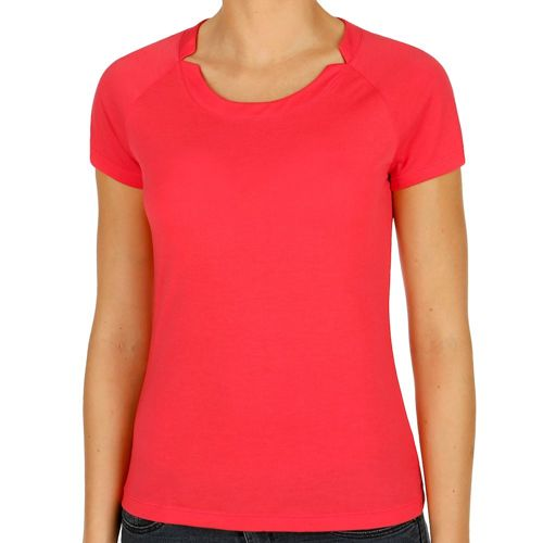 Wilson Condition T-Shirt Women - Coral