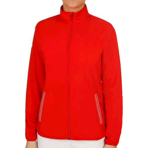 Wilson Team Woven Training Jacket Women - Red, White