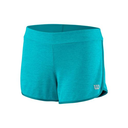 "Wilson Core 3.5"" Shorts Girls - Light Blue, Turquoise"