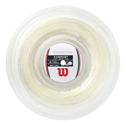 Wilson Sensation String Reel 200m - Ecru