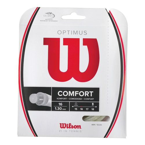 Wilson Optimus String Set 12,2m - White