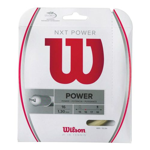 Wilson NXT Power String Set 12,2m - Ecru
