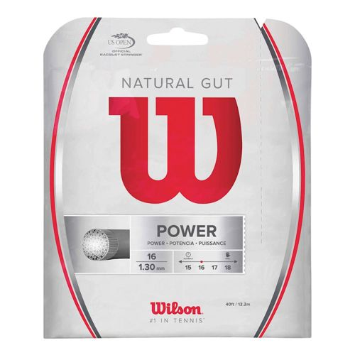 Wilson Natural Gut Natur String Set 12,2m - Ecru