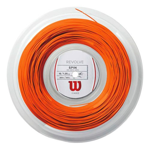 Wilson Revolve String Reel 200m - Orange
