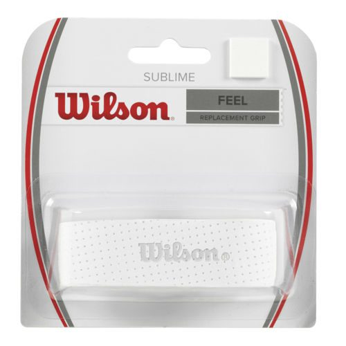 Wilson Sublime 1 Pack - White