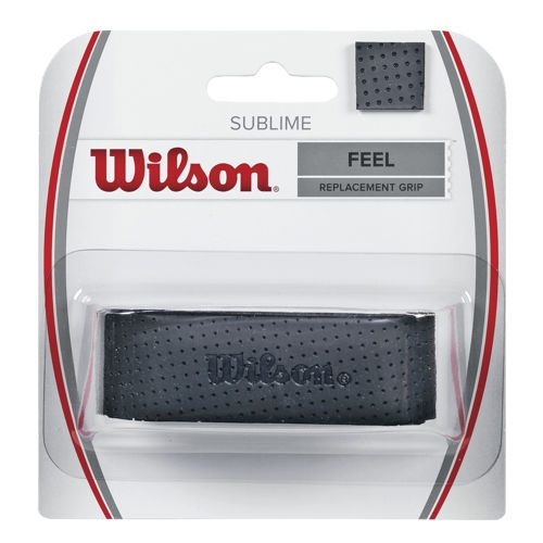 Wilson Sublime 1 Pack - Black