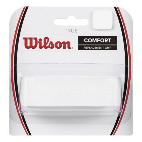 Wilson True Replacment Grip 1 Pack - White
