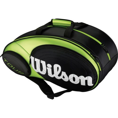 Wilson Padel Tour Bag Padel Racket Bag - Black
