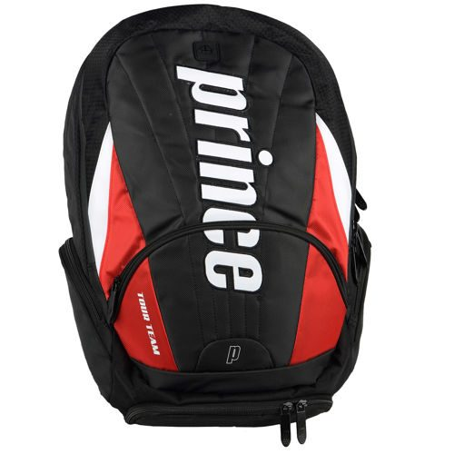 Prince Tour Team Backpack - Red, Black