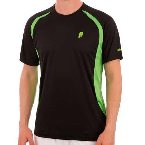 Prince Crew T-Shirt Men - Black, Green