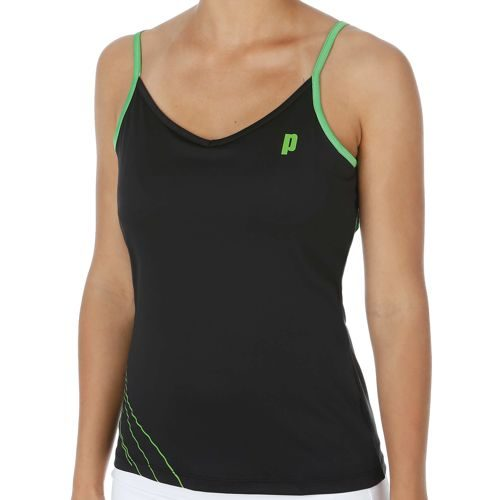 Prince Spaghetti Strap Top Women - Black, Green