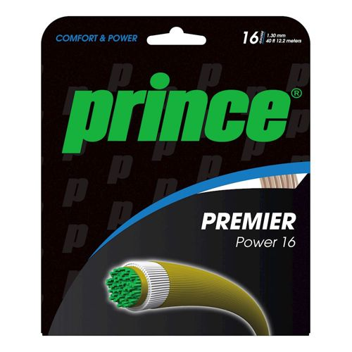 Prince Premier Power String Set 12m - Ecru