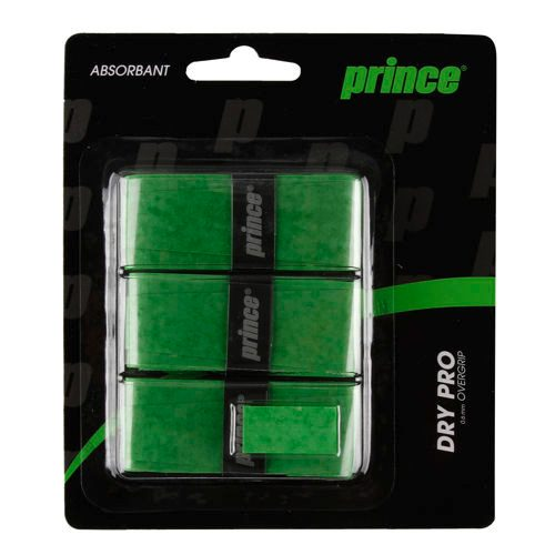 Prince DryPro 3 Pack - Green