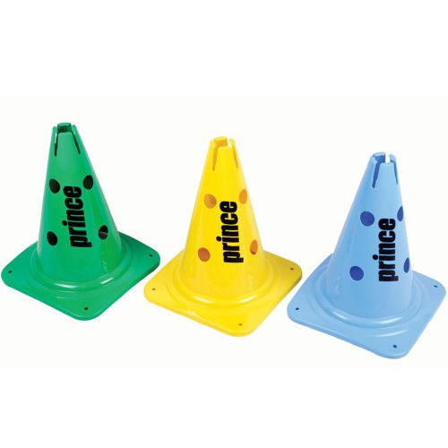 Prince Marking Cones 9 Pack 30cm