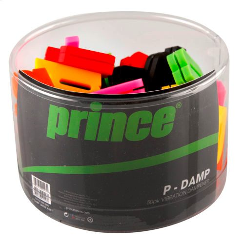 Prince P Damp Box Dampener Box Of 50 Pcs - Multicoloured