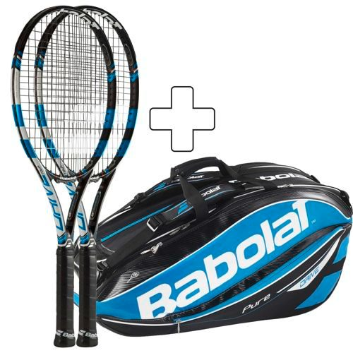 Babolat 2 X Pure Drive Tour+ Plus Tennis Bag