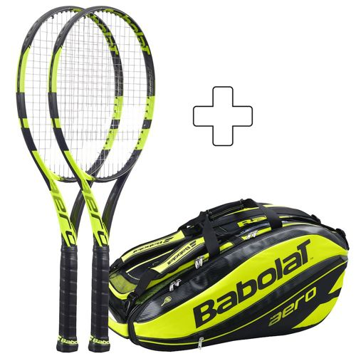 Babolat 2 X Pure Aero Plus Tennis Bag