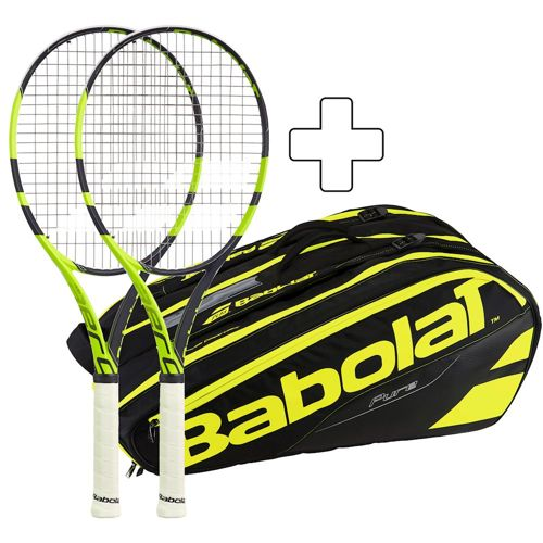 Babolat 2 X Pure Aero Lite Plus Tennis Bag