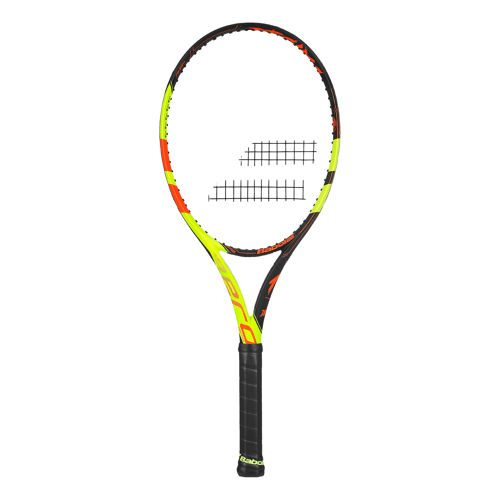Babolat Pure Aero Decima French Open (strung)