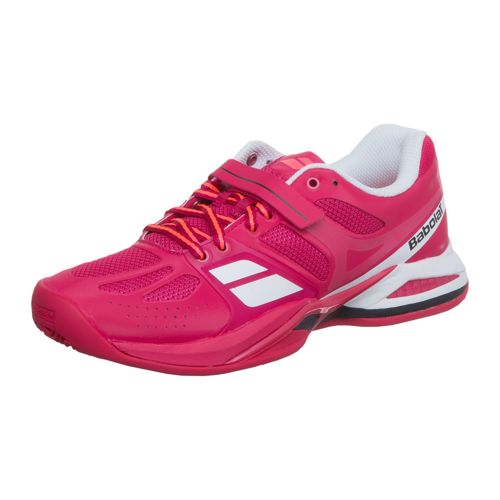 Babolat Propulse Clay Clay Court Shoe Women - Pink, White