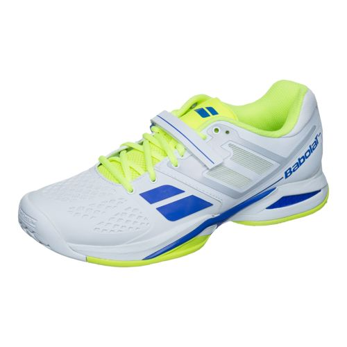 Babolat Propulse All Court Shoe Men - White, Yellow
