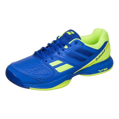 Babolat Pulsion All Court Shoe Men - Blue, Neon Yellow