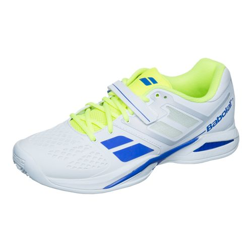 Babolat Propulse Clay Clay Court Shoe Men - White, Yellow