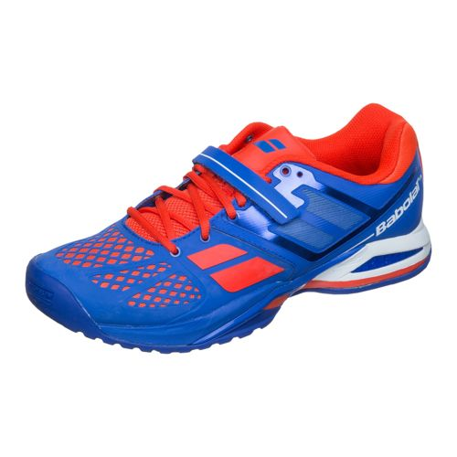 Babolat Propulse Omni Clay Clay Court Shoe Men - Blue, Red