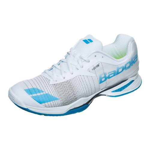 Babolat Jet All Court Shoe Men - White, Blue