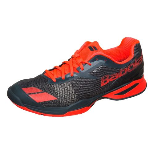 Babolat Jet All Court Shoe Men - Grey, Red