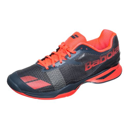 Babolat Jet Clay Clay Court Shoe Men - Grey, Red