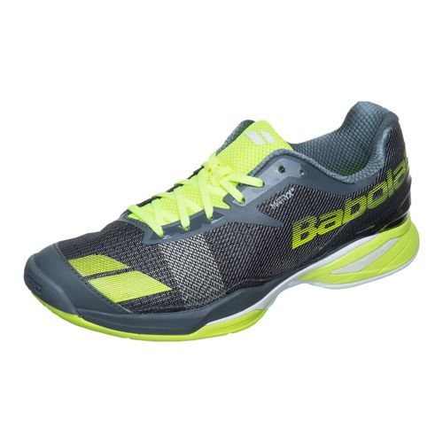 Babolat Jet Clay Clay Court Shoe Men - Grey, Yellow