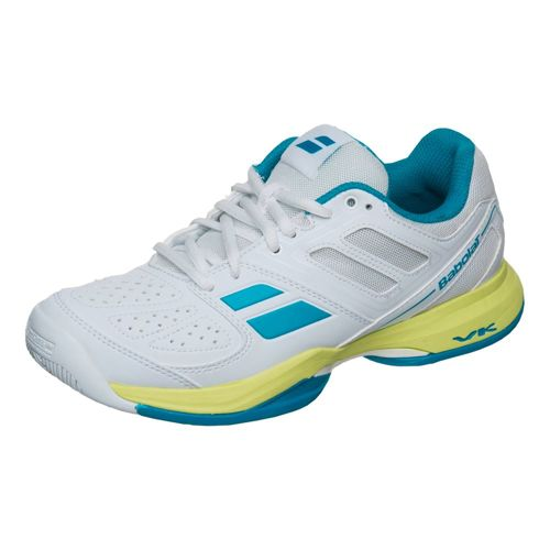 Babolat Pulsion All Court Shoe Women - White, Blue