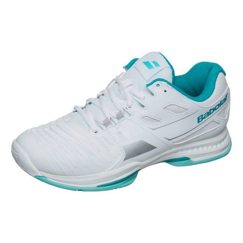 Babolat Sfx All Court Shoe Women - White, Blue