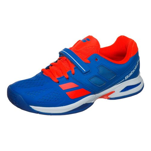 Babolat Propulse All Court Shoe Kids - Blue, Red