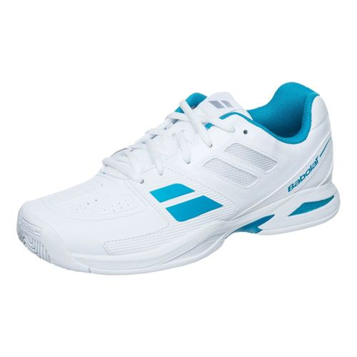 Babolat Propulse Team All Court Shoe Kids - White, Blue