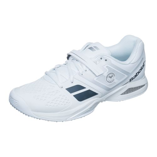 Babolat Propulse Wimbledon Grass Court Shoe Men - White
