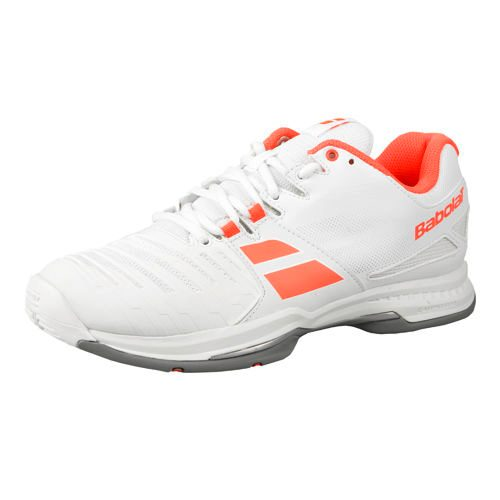 Babolat Sfx All Court Shoe Women - White, Orange
